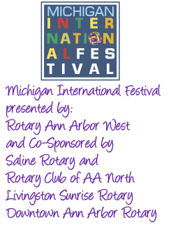 Michigan International Festival Rotary Ann Arbor West